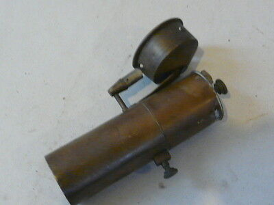 miners lamp mining light hawkes and son lamp brass antique vintage