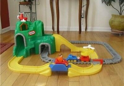 Little Tykes Rail & Road Set