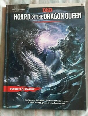 Dungeons & Dragons Tyrrany of Dragons part 1 - Hoard of the Dragon Queen module