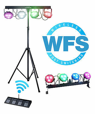 Kam Power Partybar WFS All In One DMX LED Lighting System