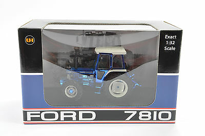 UH 1/32 Ford 7810 Tractor Special Edition - NEW and EXCLUSIVE Traktor Tracteur