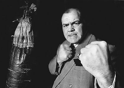 LENNY GUV'ONR McLEAN 01 (BARE KNUCKLE BOXING) PHOTO PRINT