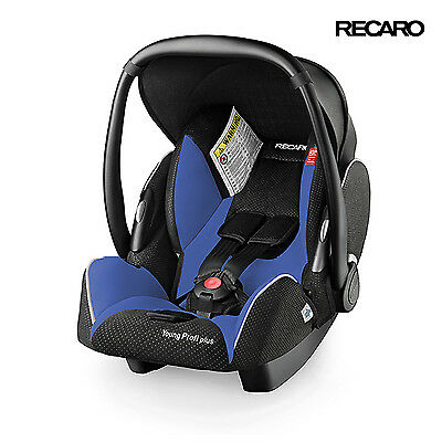 Recaro Young Profi Plus Saphir Child Seat (0-13 kg) (0-29 lbs)
