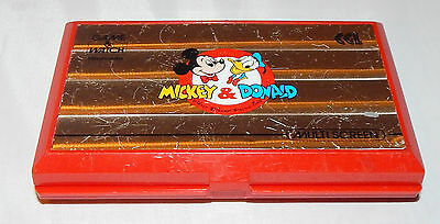 Mickey & And Donald - Nintendo Game & And Watch - Multiscreen - TESTED - TATTY