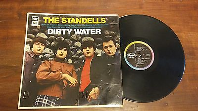 THE STANDELLS - DIRTY WATER Rare Italy 1966 CAPITOL T5027