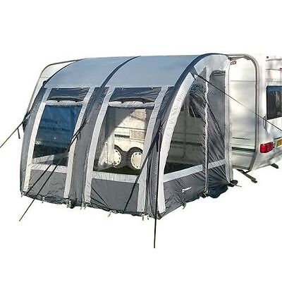 Leisurewize Ontario 280 Air Inflatable caravan awning