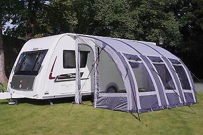 Ontario 390 inflatable Air Porch Caravan awning