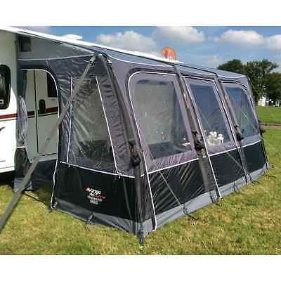 Vango Braemar 420 2016 caravan inlatable air porch awning