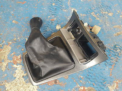 Subaru Impreza WRX Hawkeye 06-07 5 speed Gear stick gaitor ashtray trim surround