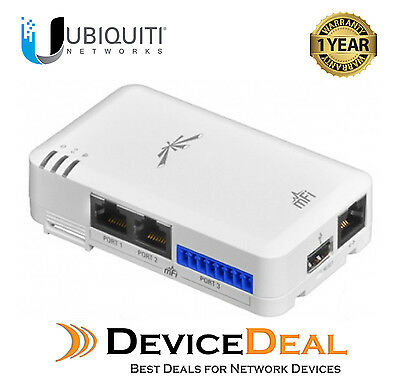 Ubiquiti Networks mFi mPort Network Machine Interface and Monitor - MPORT