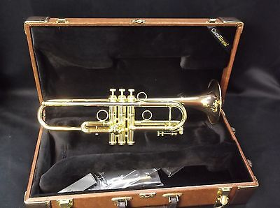 Carol Brass CTR-8060H-GLS Balanced Bb Trumpet, in MINT condition, MUST SEE