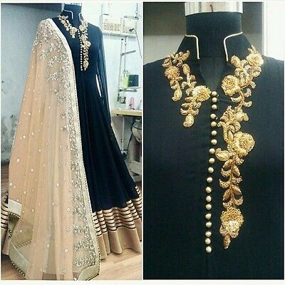 Indian Bollywood Ethnic Designer Anarkali Salwar Kameez Suit &Traditional BF0066