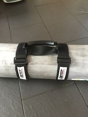 Scuba Diving Cylinder Carry Handle And Holder To Stop Rolling Around In Your Car