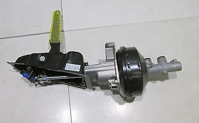 Smart Fortwo 450 Master Brake Cylinder Servo With Pedal Assembly 00012154V001