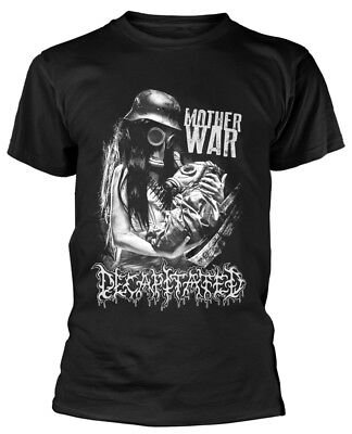 Decapitated 'Mother War' T-Shirt - NEW & OFFICIAL!