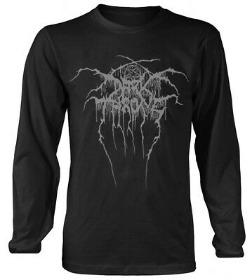 Darkthrone 'True Norwegian Black Metal' Long Sleeve Shirt - NEW & OFFICIAL!