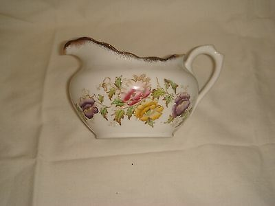 Royal Albert milk jug, possible Moss rose
