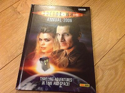 Doctor Who 2006 Annual