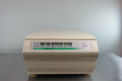 Thermo Sorvall Legend T Benchtop Centrifuge with Warranty Video in Description