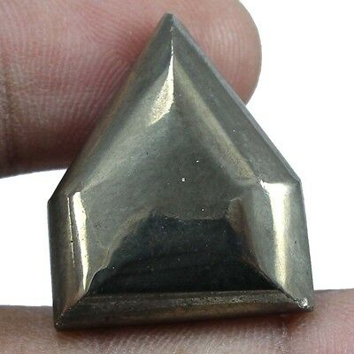47.30 cts Natural Golden Pyrite Fancy Loose Cabochon Untreated Quality Gemstones