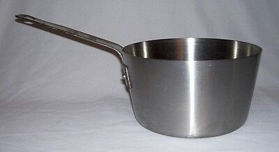 VOLLRATH ~ Quality Vintage Prof. Stainless Steel 3 Qt. SAUCE PAN (#7833-1) ~ USA