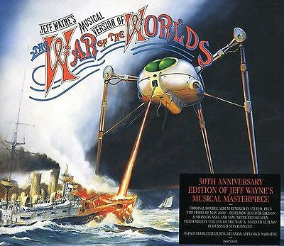 The War Of The Worlds - Jeff Wayne - CD