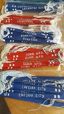 Football wristbands Any team / country ( can personalise)