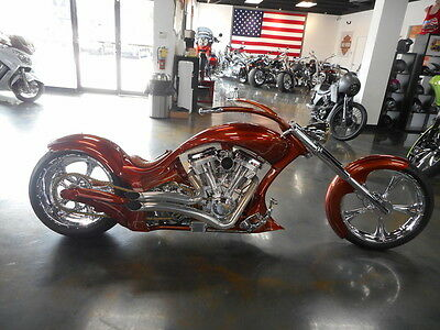 """2009 Other Makes Other  2009 War Eagle Pro Street! 131"""" R&R Motor, 6 Speed Trans, 300mm Rear Tire!"""