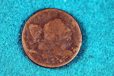 ESTATE FIND 1795 Flowing Hair Large Cent!! #G1088