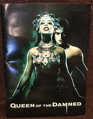 Queen Of The Damned Movie Press Kit (Aaliyah)
