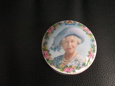 Trinket Dish To Celebrate The Life Of The Queen Mother - New
