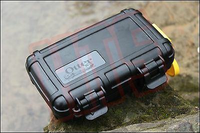 Magnetic Otterbox Cigar Caddy Stash Box Waterproof Safe Storage - FREE SHIPPING!