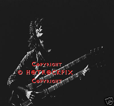 Archival Quality Photo Of Jimmy Page Of Led Zeppelin 73