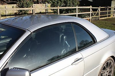 Bmw  3 Series E46 Hardtop. Complete With Stand And Fitted Cover