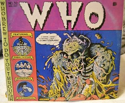 The Who ‎Tales From The Who 2 X LPS VERY RARE 1ST PRESS 1974 QUAD ORIGiNAL-MINT