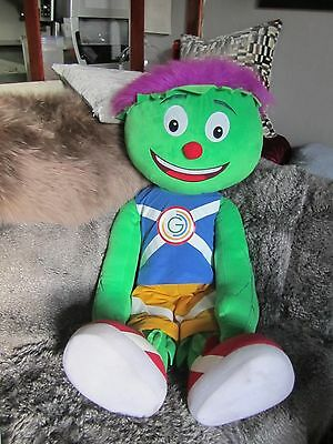 Commonwealth Games Glasgow 2014 Mascot Clyde In his Shorts .50cm COLLECTOR ITEM