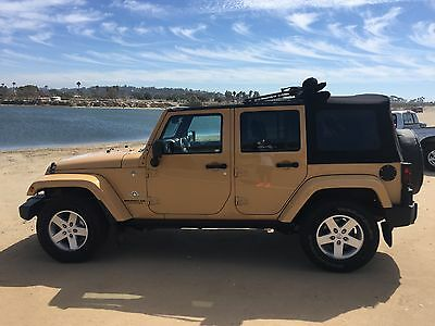 2014 Jeep Wrangler / No reserve / Great condition