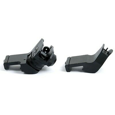 ACM Fast Transition Fixed Sights RTS Offset Front and Rear Sight