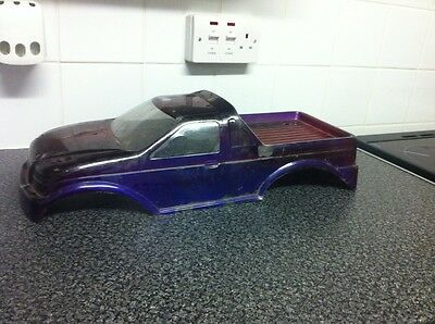 1/8Th Scale Nitro Monster Truck Pickup Body Shell