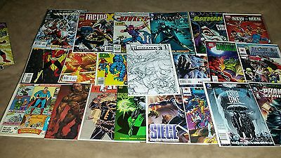 lot of 100 comics assorted as seen in the pictures vf+ _NM