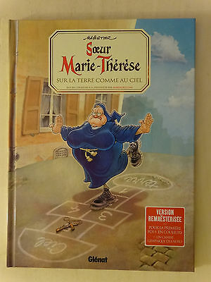 BD SOEUR MARIE THERESE tome 4 version remastérisée  MAESTER ETAT NEUF (AW4GF21)