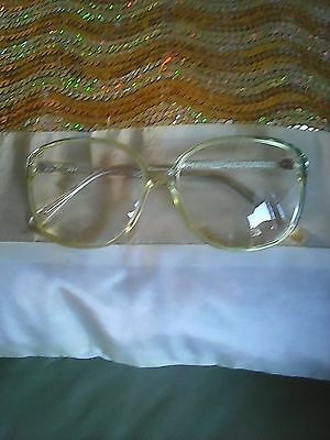 Retro ladies large style spectacle frames (1980s)