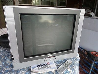 [SYD] AWA Analogue Television / CRT TV | Model: W5135F | Size: 51-cm / 20-in