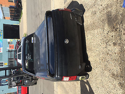 Holden Commodore Vu Vy Vz Ute Lid Genuine Hard Lid Black Colour Paint Code 690F