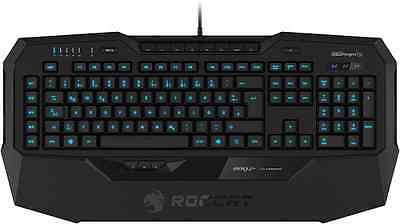 Roccat Isku+ Clavier Gaming éclairé (FR-Layout, 36 touches macro)