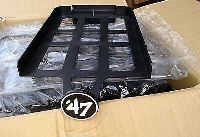 47 Brand Lot of 10 Hat Trays for Retail Store Plastic Slatwall Display Snapback