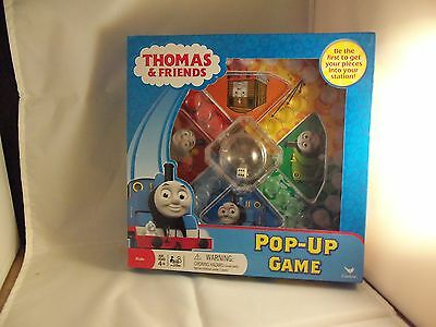 Thomas and Friends Pop up Game New