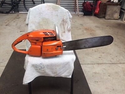 Vintage Power Machinery Canadien Chainsaw - Late 60's