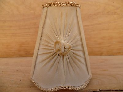 Vintage Old, Early Very Nice Small Decorative Lamp, Light Shade (C775)