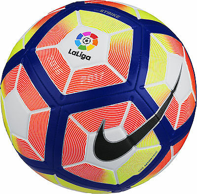 NEW Nike Strike La Liga 2016/17 Football Size 5 (Soccer Ball)